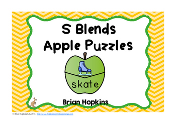 Apple Puzzles S Blends