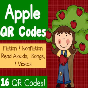 Apple QR Codes