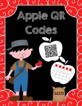 Apple QR code ten frame count