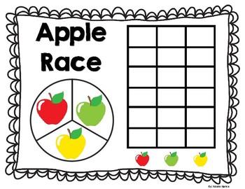 Apple Race Graph