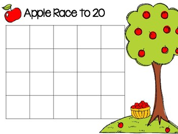 Apple Race to 20 Game