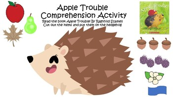 Apple Reading and Math Activities