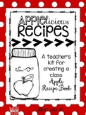 Apple Recipe Class Book