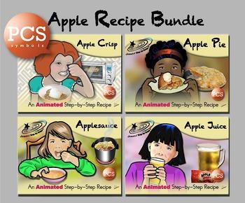 Apple Recipes Bundles - PCS