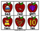 Apple Rhyming Match Game