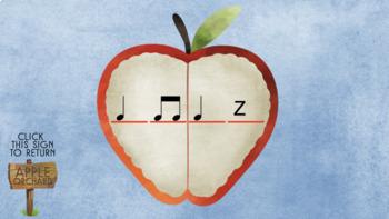 Apple Rhythm Game ~ Interactive Powerpoint