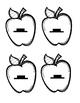 Apple Rhythm Pattern Manipulative
