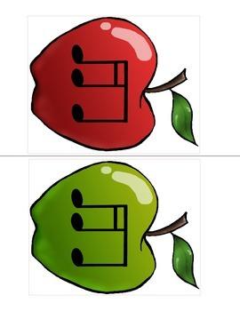 Rhythm Pie Game: Apple Rhythms