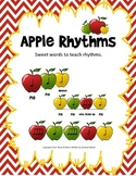 Rhythm Pie Game: Apple Rhythms