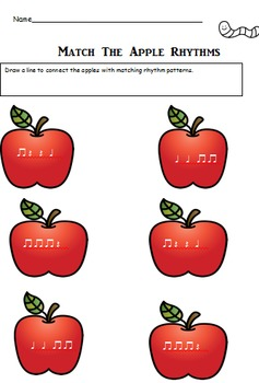 Apple Rhythms All Around