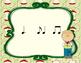 Apple Rhythms - Interactive Reading Practice Game {tom ti}