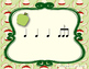 Apple Rhythms - Interactive Reading Practice Game {triple ti}
