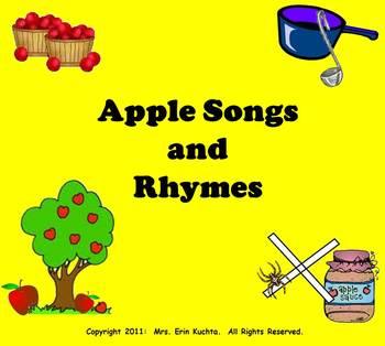 Apple Rhythms, Songs, and Chants (PDF Version)
