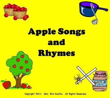 Apple Rhythms, Songs, and Chants (PPT Version)
