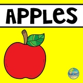 Apple STEAM Unit for Preschool