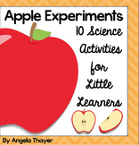Apple Science Activities for Little Learners