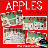 Apple Science Activities for Preschool, Pre-K, Kindergarte
