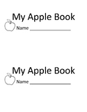 Apple Science Book
