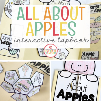Apple Science Lapbook