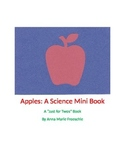 Apple Science Mini Book for Two-Year-Olds