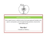 Apple Science Pack