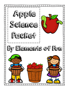 Apple Science Packet