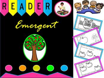 Apples Nonfiction Science Reader (Fluent Reader and Emerge