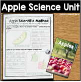 Apple Scientific Method STEM Activities and Informational Text