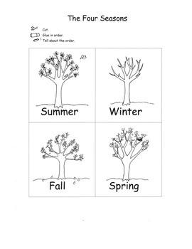 Apple Science and Literacy Pack: Seasons, Life Cycle, Poet