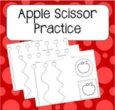 Apple Scissor Practice