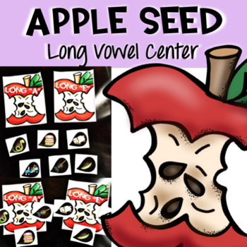 Apples ! Apple Seed Long Vowel Sorting Center