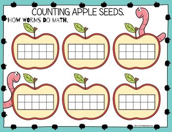 Apple Ten Frames Free