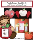 """""""Apple Sense"""" Apple Crafts : Mixing Science With Writing"""