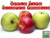 Apple Senses Science Fun