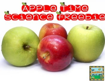 Apple Senses Science Fun