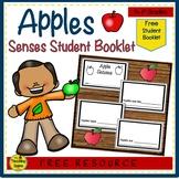 Apple Senses Student Booklet {FREE}