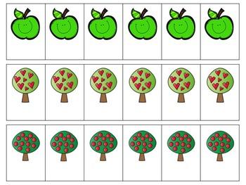 Apple Sentence Builder