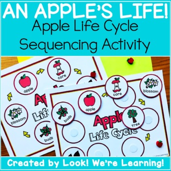 Apple Sequencing Activity: Apple Life Cycle!