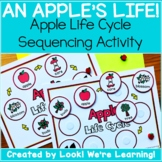 Apple Life Cycle Sequencing Activity Mat: An Apple's Life!