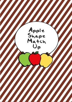 Apple Shape Match Up