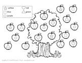 Apple Shape Sort