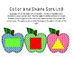 Apple Shape and Color Sorting