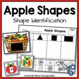 Apple Shapes - 2D Shape Identification