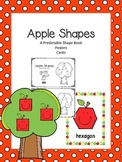 Apple Shapes A Predictable Emergent Reader With Posters (Bundled)