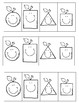 Apple Shapes & Positions