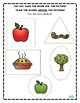 Apple Shapes and Tracing Mini Kit