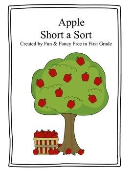 Apple Short a Sort