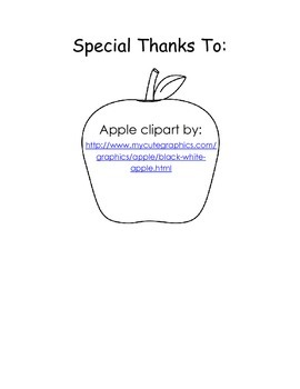 Apple Sight Word Coloring