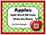 Apple Sight Word QR Codes