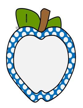 Apple Sight Word Scavenger Hunt